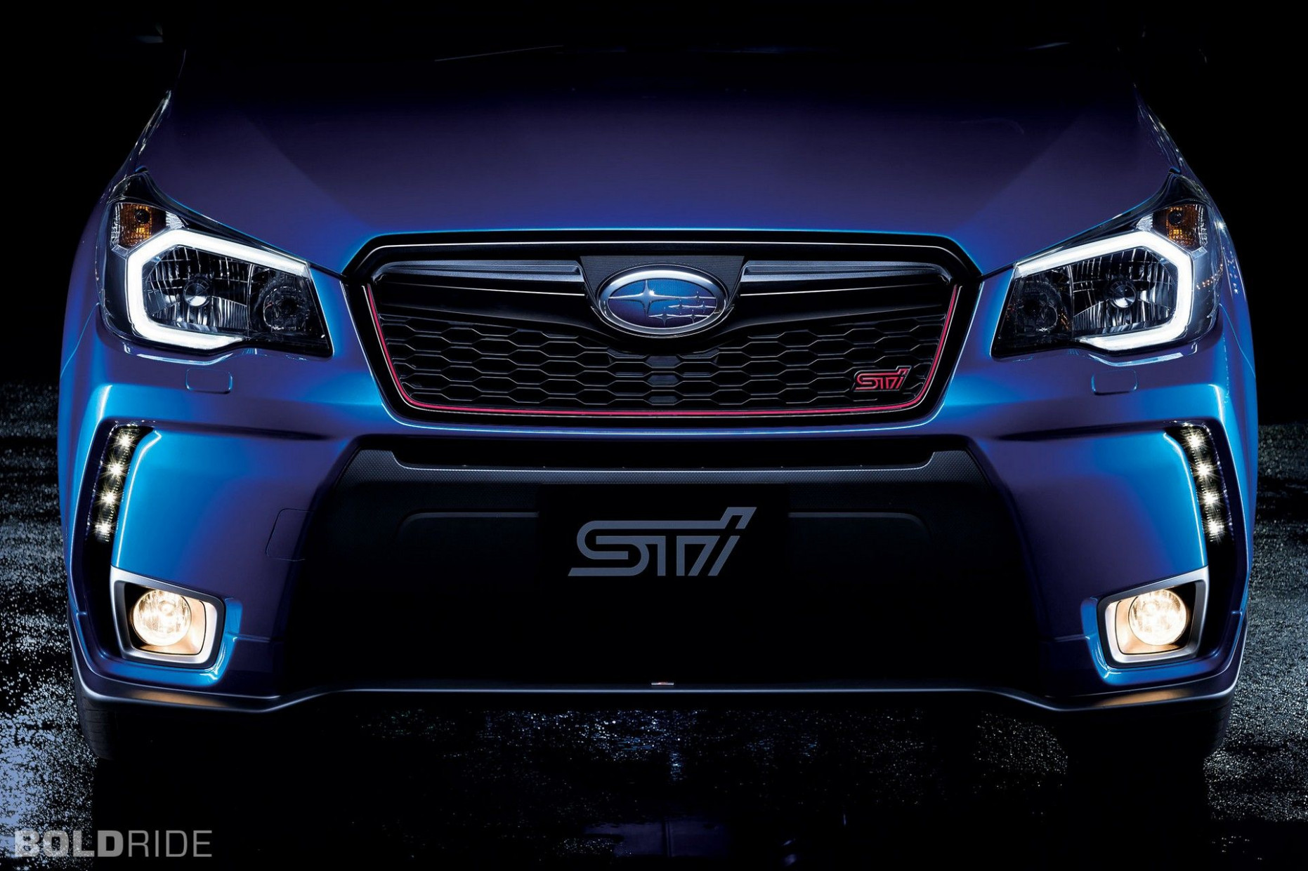 6 Subaru Forester STI Review (With images) | Subaru forester ...