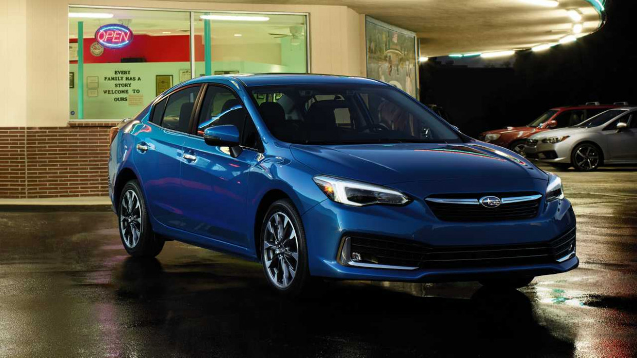 6 Subaru Impreza Gets 'Massive' $6 Base-Model Price Increase