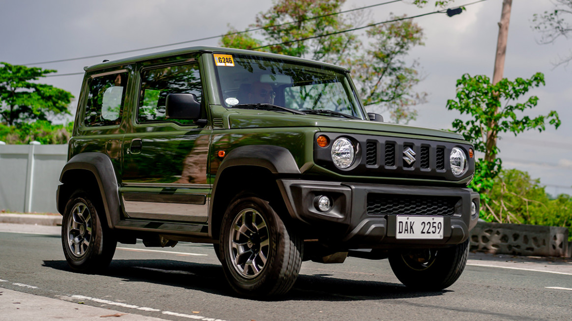 6 Suzuki Jimny: Car of the Year, awards, Top Gear Philippines