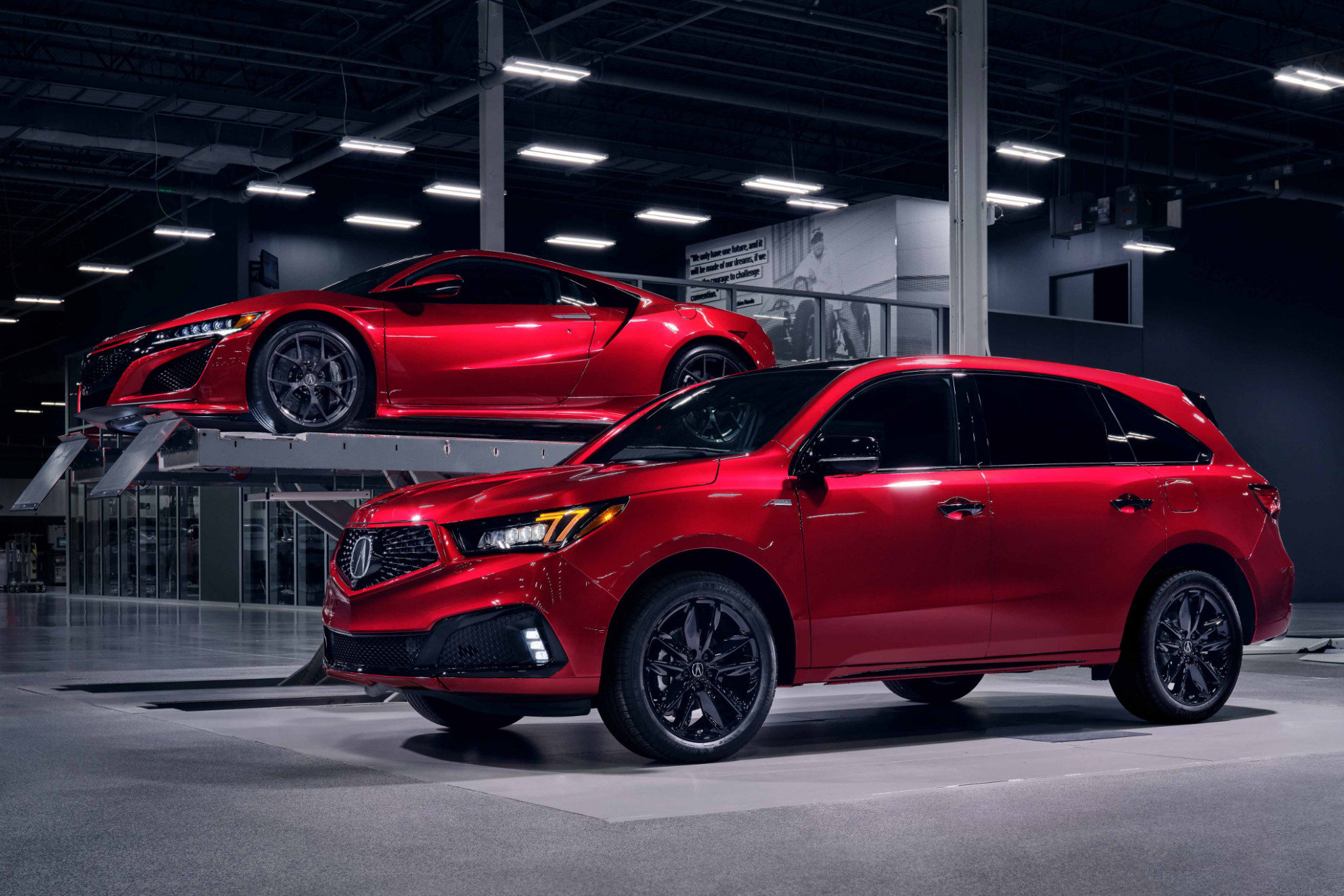 6 Things That Make the 6 Acura MDX PMC Edition a 6-Person NSX ..