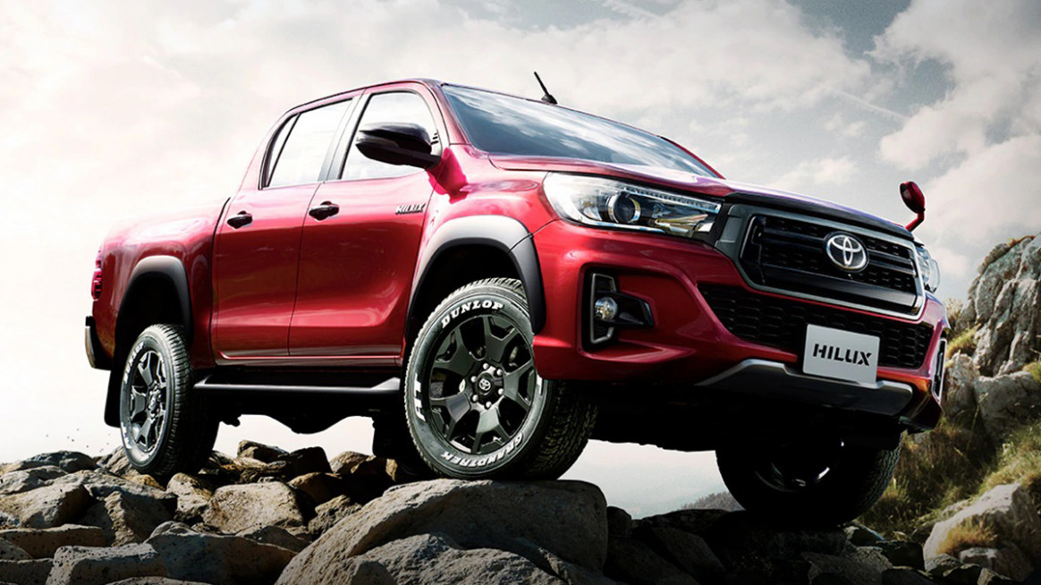 6 Toyota Hilux Z Rally Black Edition: Specs, Prices, Features - toyota hilux 2020 price philippines