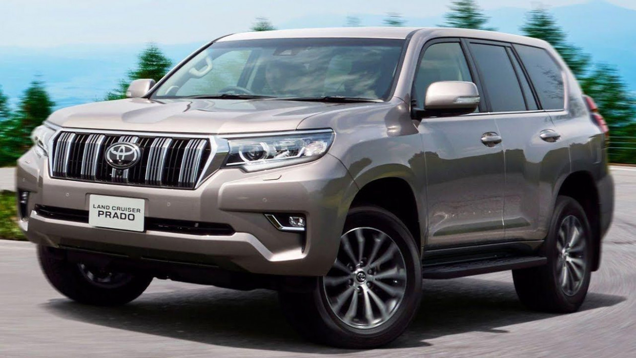 6 Toyota Prado Price and Release date | Toyota land cruiser ...