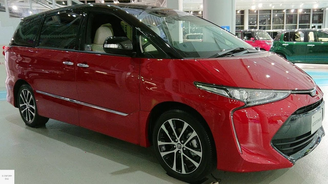6 Toyota Previa/Estima 6.6 Aeras 6WD / in depth Walkaround ..