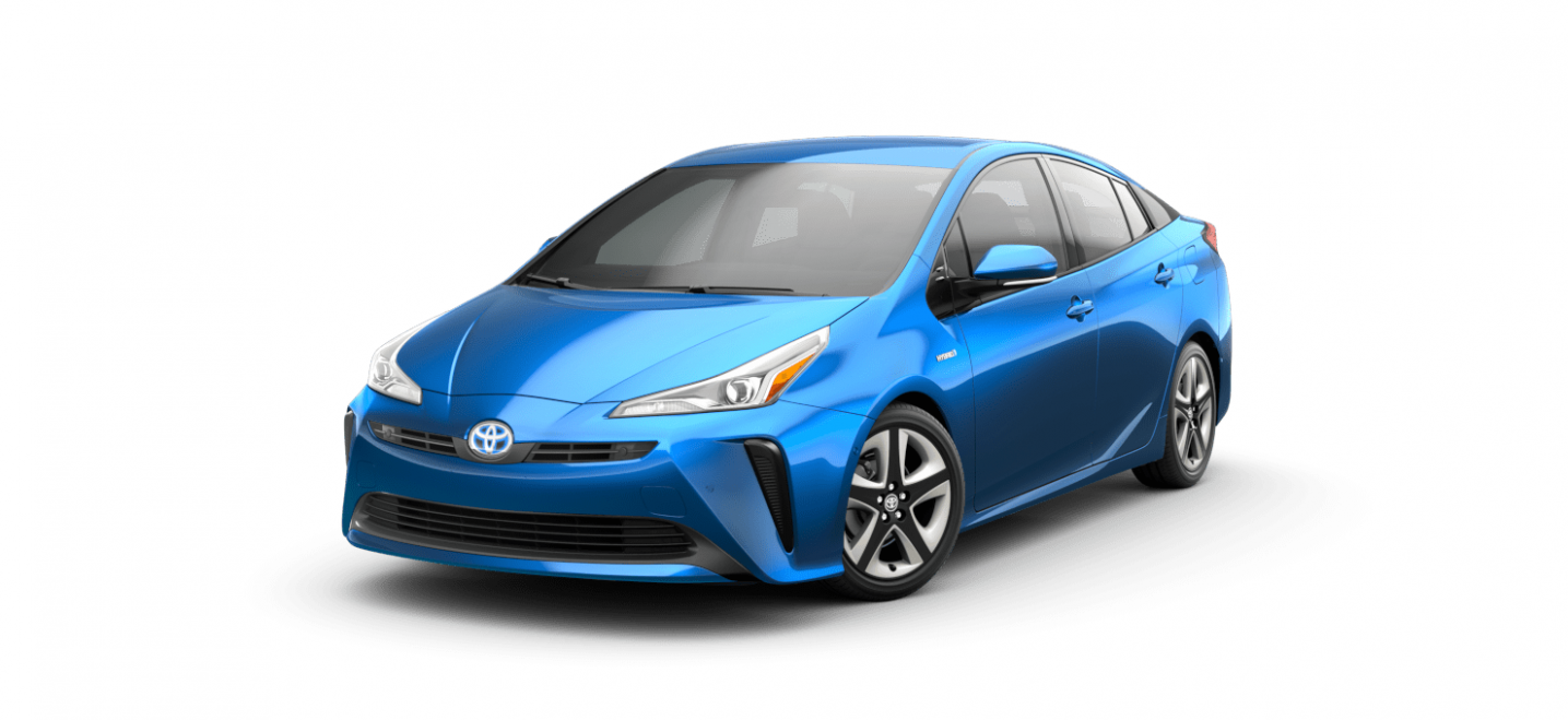 6 Toyota Prius Hybrid Electric Sedan | Be in Your Element