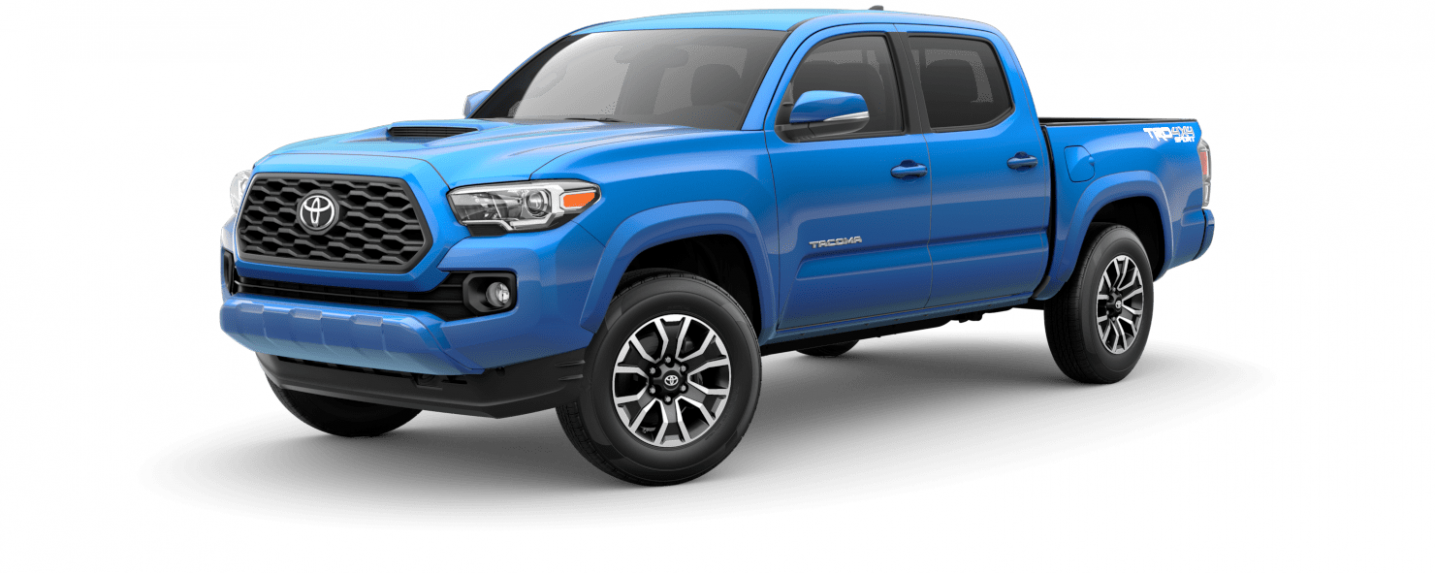 6 Toyota Tacoma Pickup | Built for the Endless Weekend