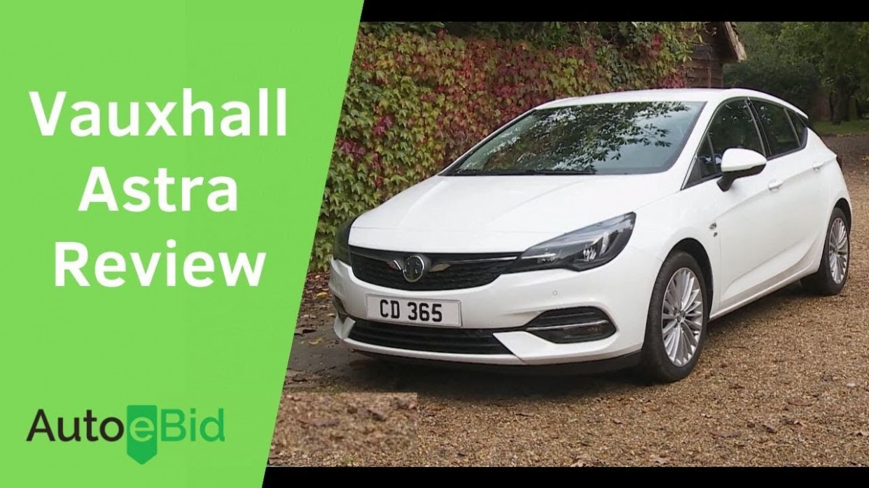 6 Vauxhall Astra Review