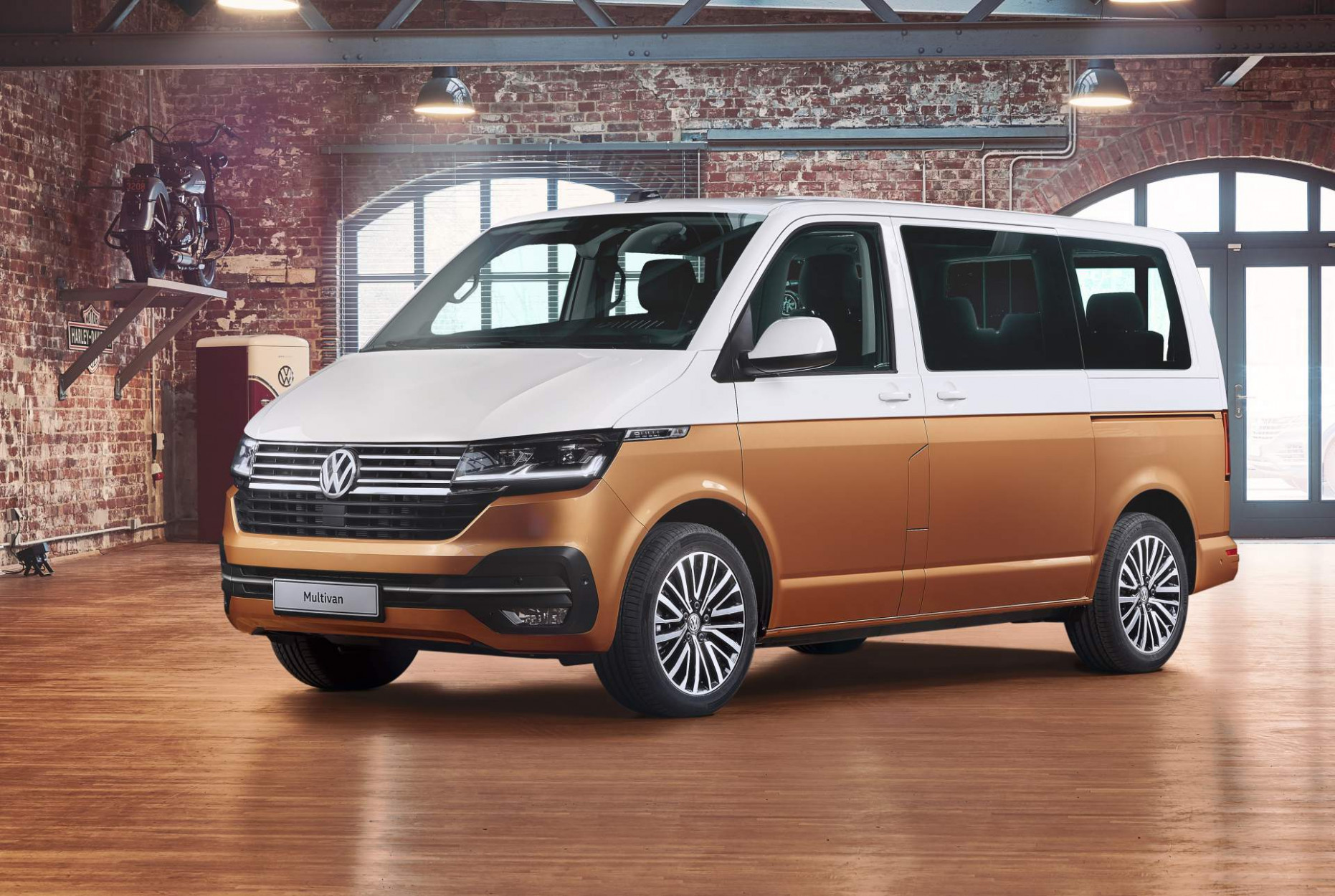6 Volkswagen Transporter T6.6 Previewed, EV Coming With Two ...