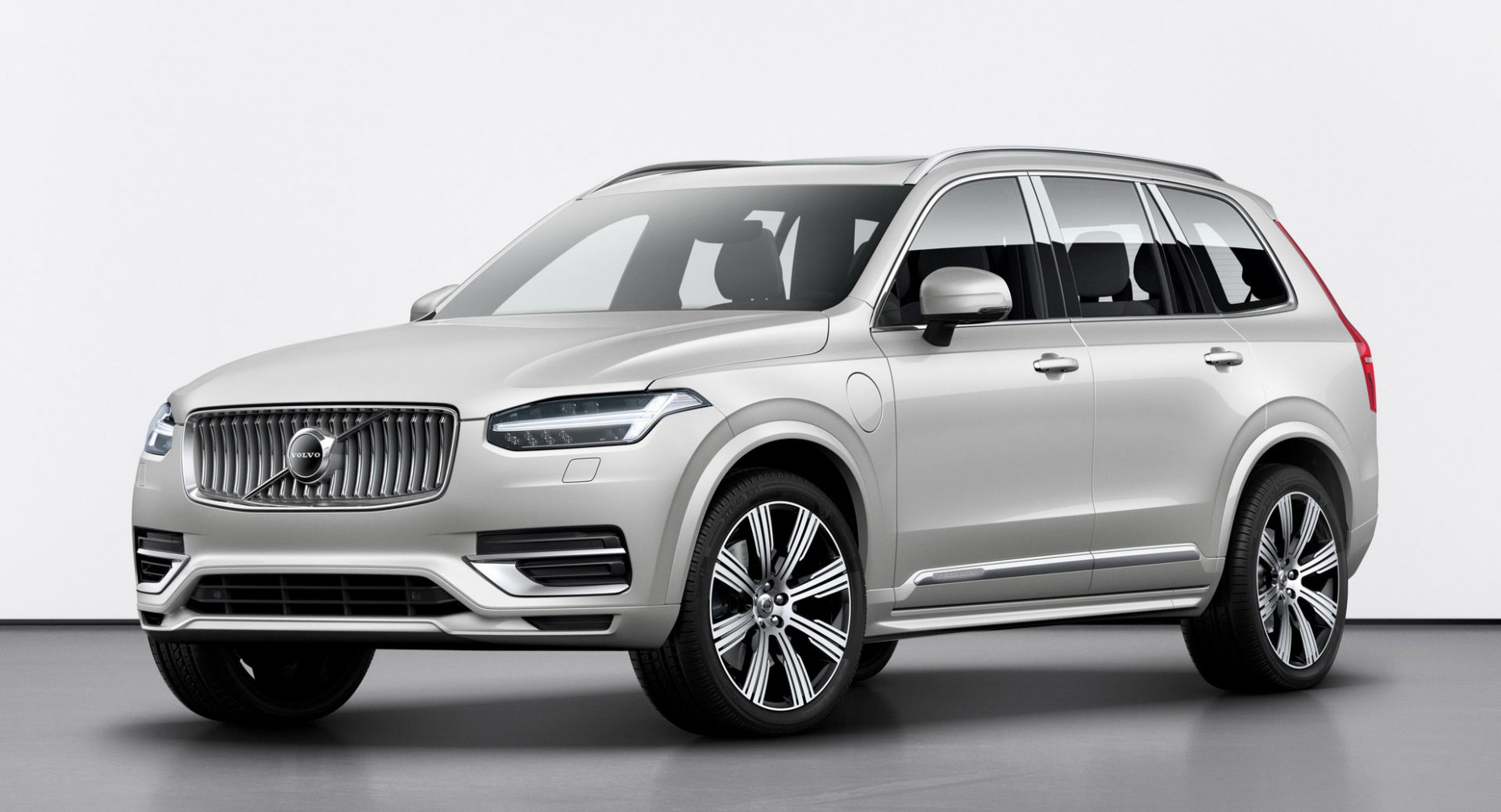 6 Volvo XC6 Facelift Breaks Cover With KERS System, New ..