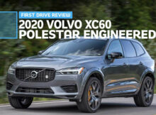 6 Volvo XC6 Polestar Engineered First Drive: Swede Emotion