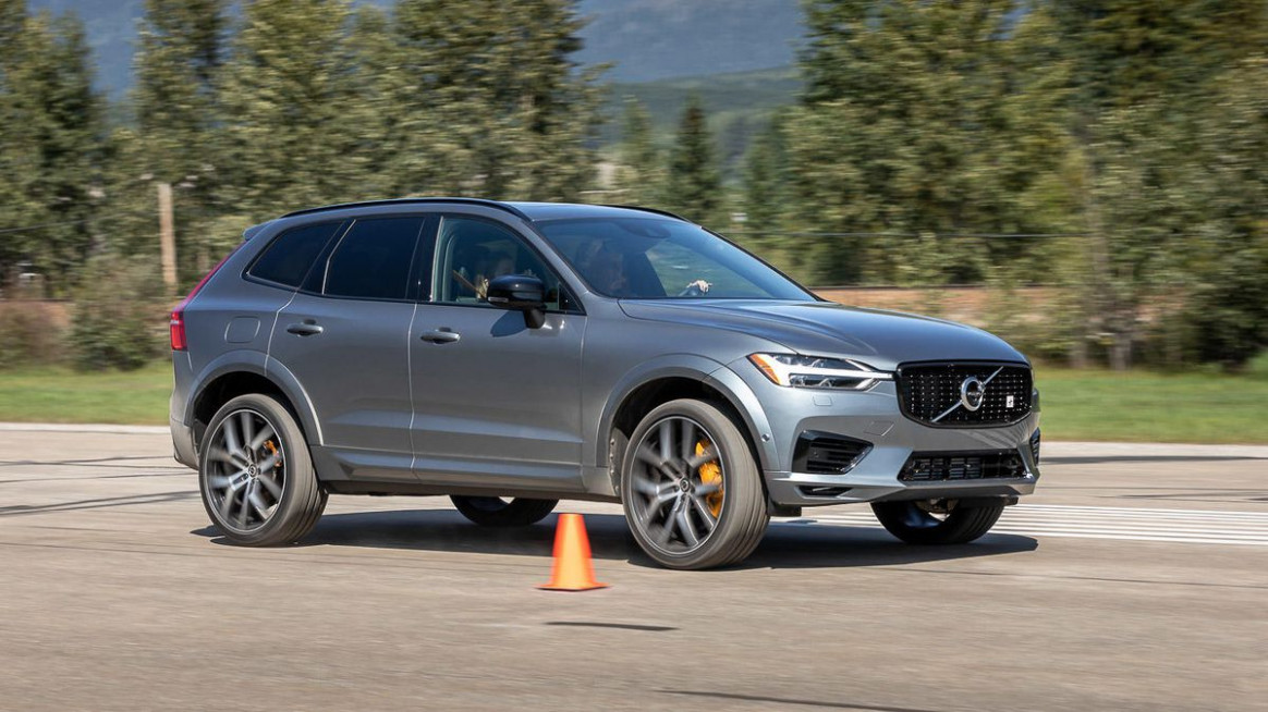 6 Volvo XC6 T6 Polestar Engineered first drive review: Almost ...