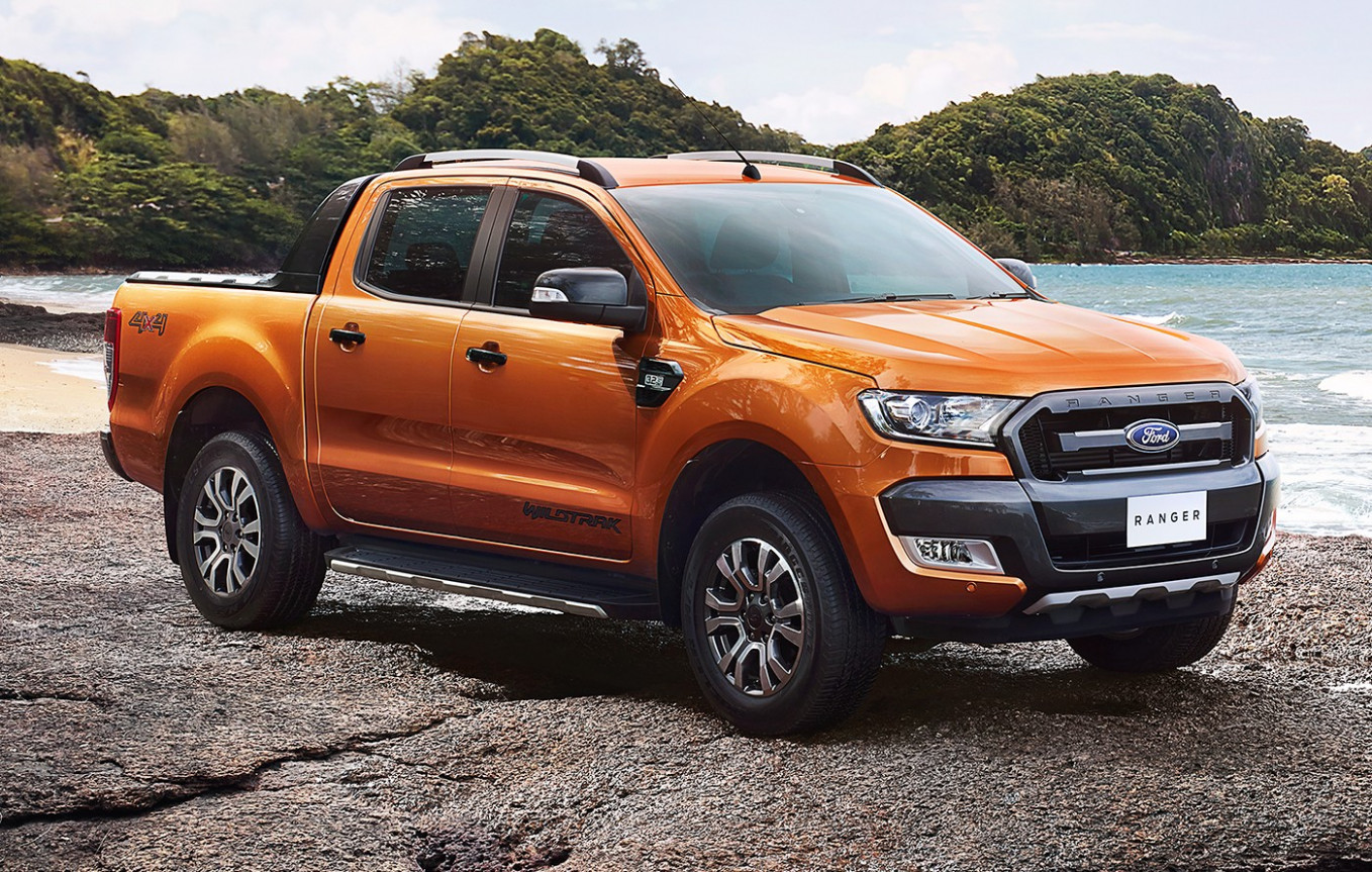 7 -7 Ford Ranger Bi-Turbo Wildtrak 7.7 Export Exporter ..