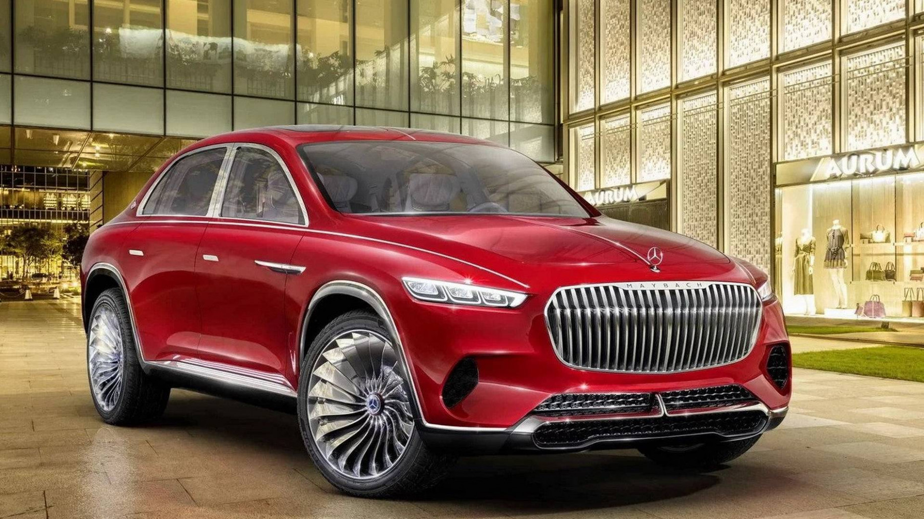 $7,7 Mercedes-Maybach GLS To Be Built In Alabama - mercedes maybach 2020 price