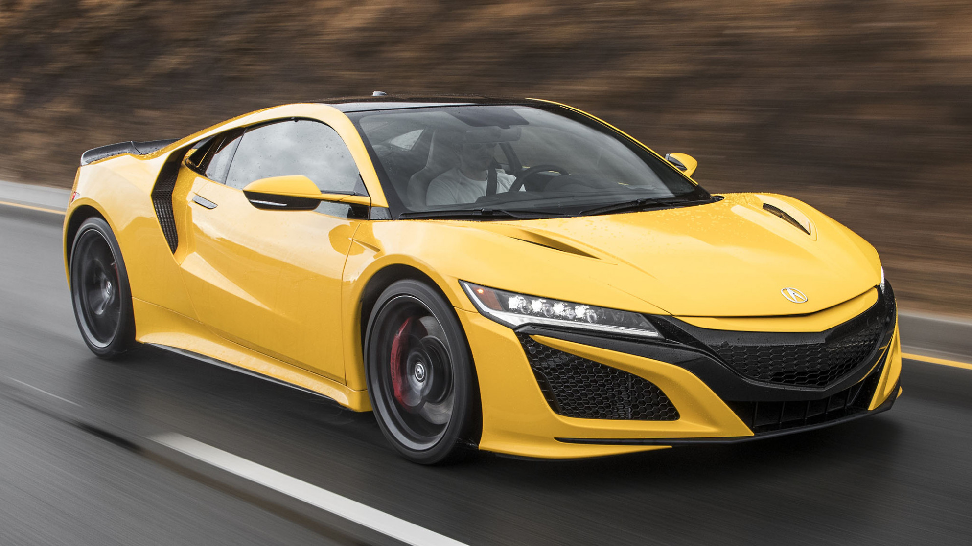7 Acura NSX First Test: Fine Motor Control - acura coupe 2020