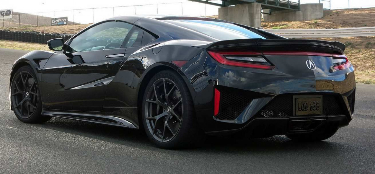 7 acura nsx horsepower Exterior and Interior Review 7*7 ...