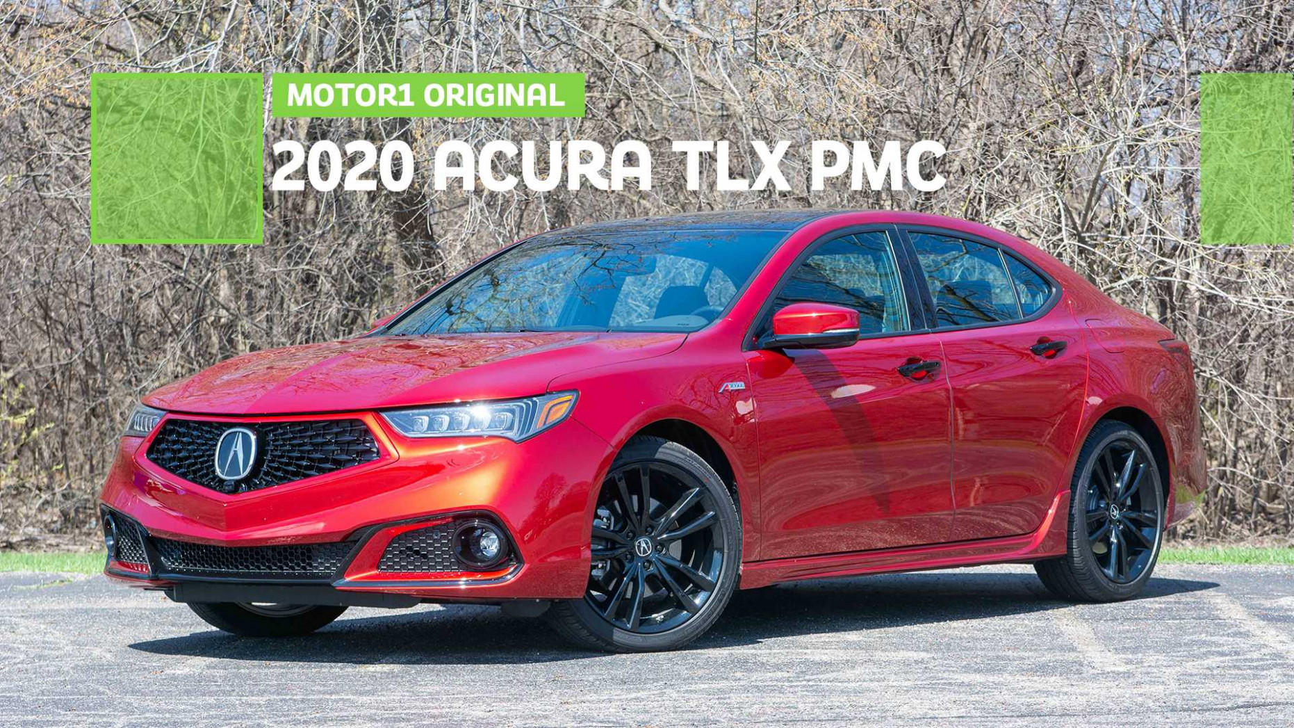 7 Acura TLX PMC Is Hand-Built And Handsome, But More Of The Same - 2020 acura xlt