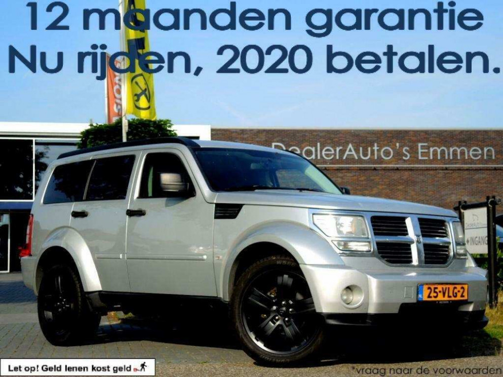 7 All New 7 Dodge Nitro Picture - Car Review 7 : Car Review ..