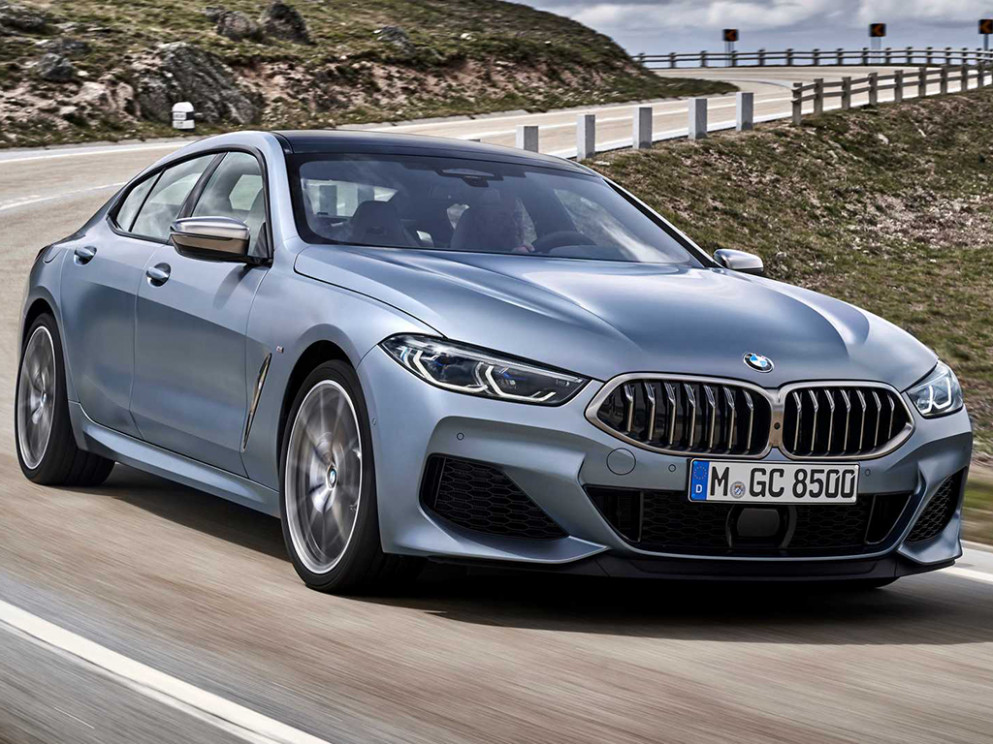 7 BMW 7 Series Gran Coupe debuts with little surprise | Drive ...