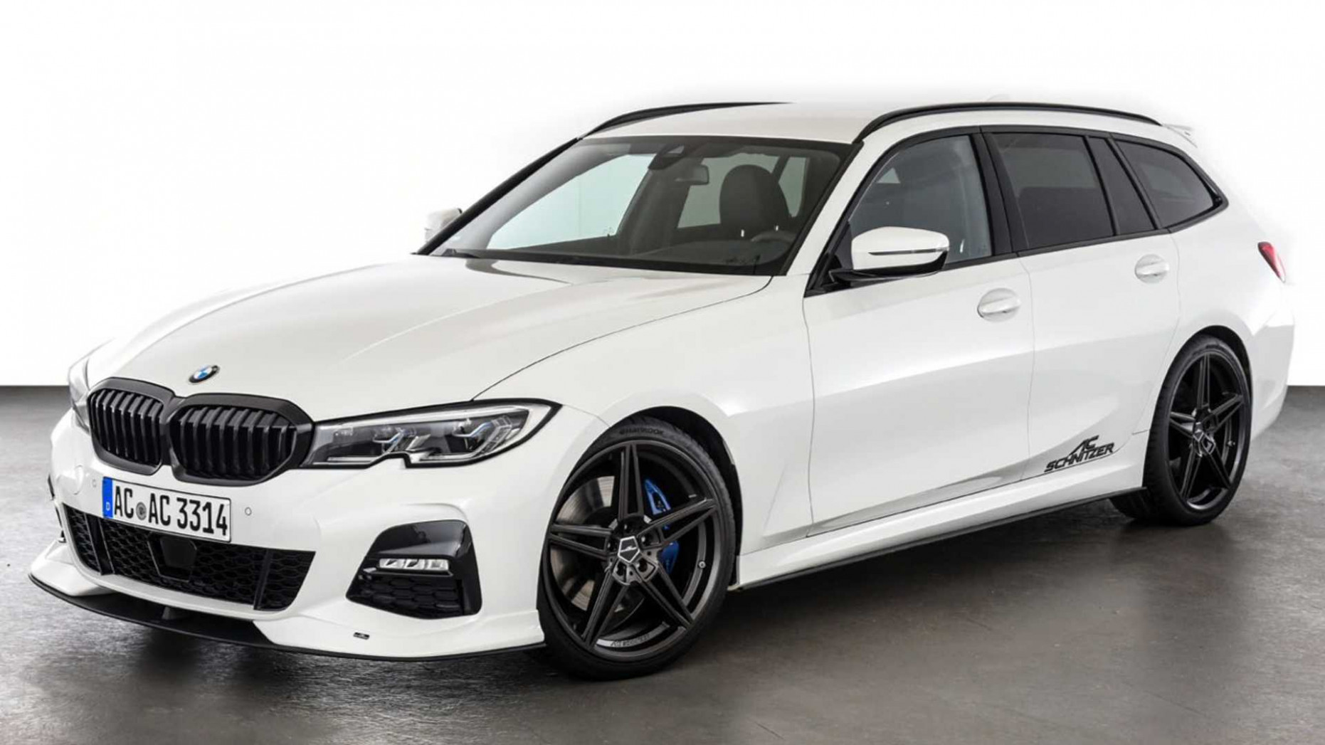 7 BMW 7 Series Touring By AC Schnitzer Refines The Sports Wagon