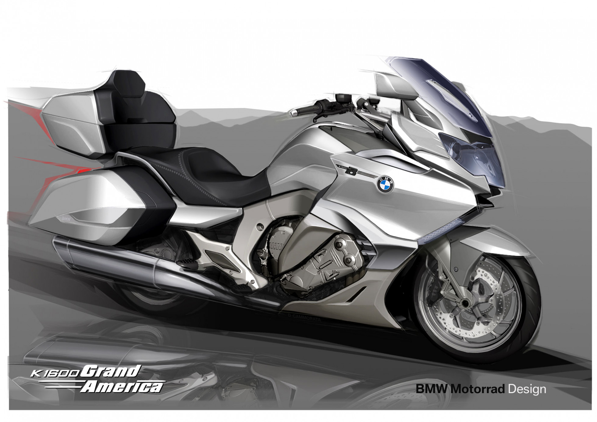 7 BMW K7 Grand America Guide • Total Motorcycle - 2020 bmw grand america