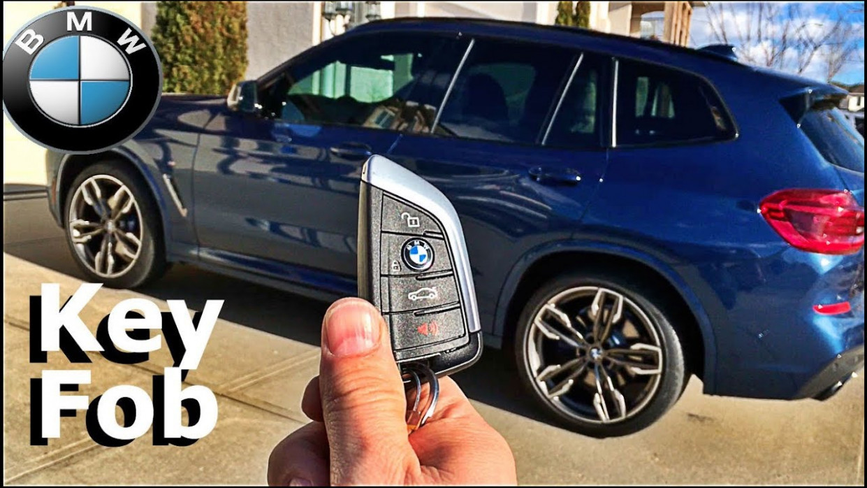7 BMW Key Fob Tutorial