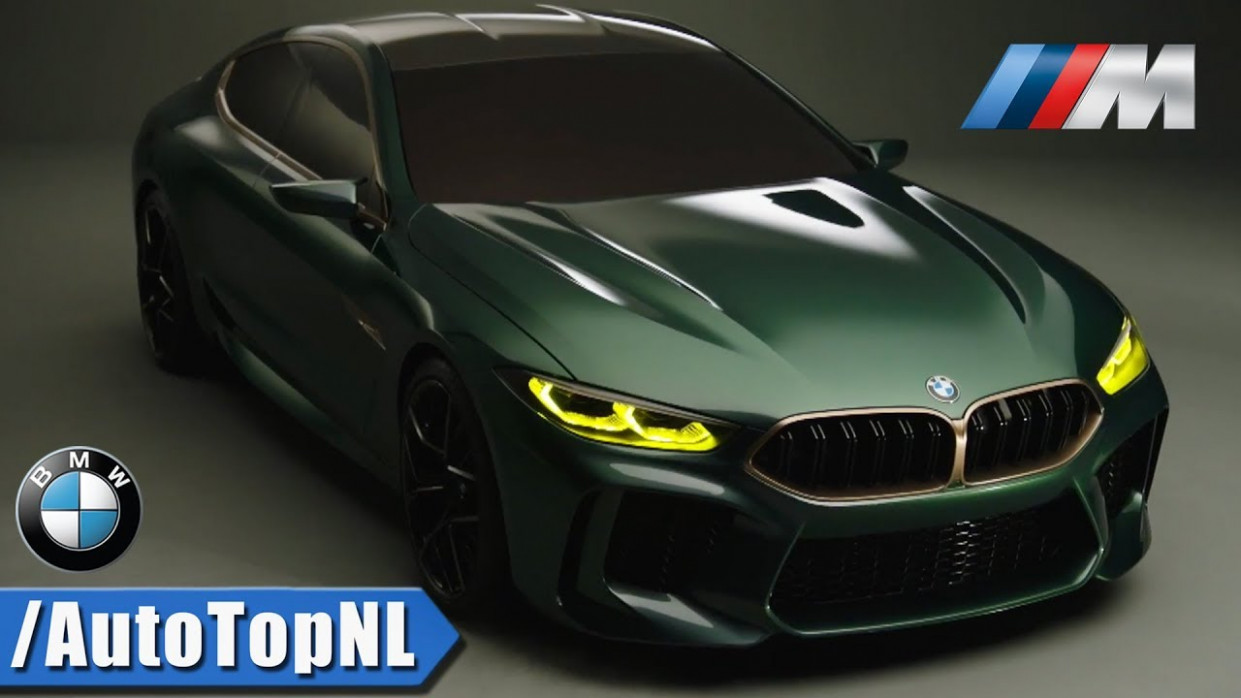 7 BMW M7 Gran Coupe Concept IN DETAIL - AMG GT 7 S & Panamera Turbo  Killer?
