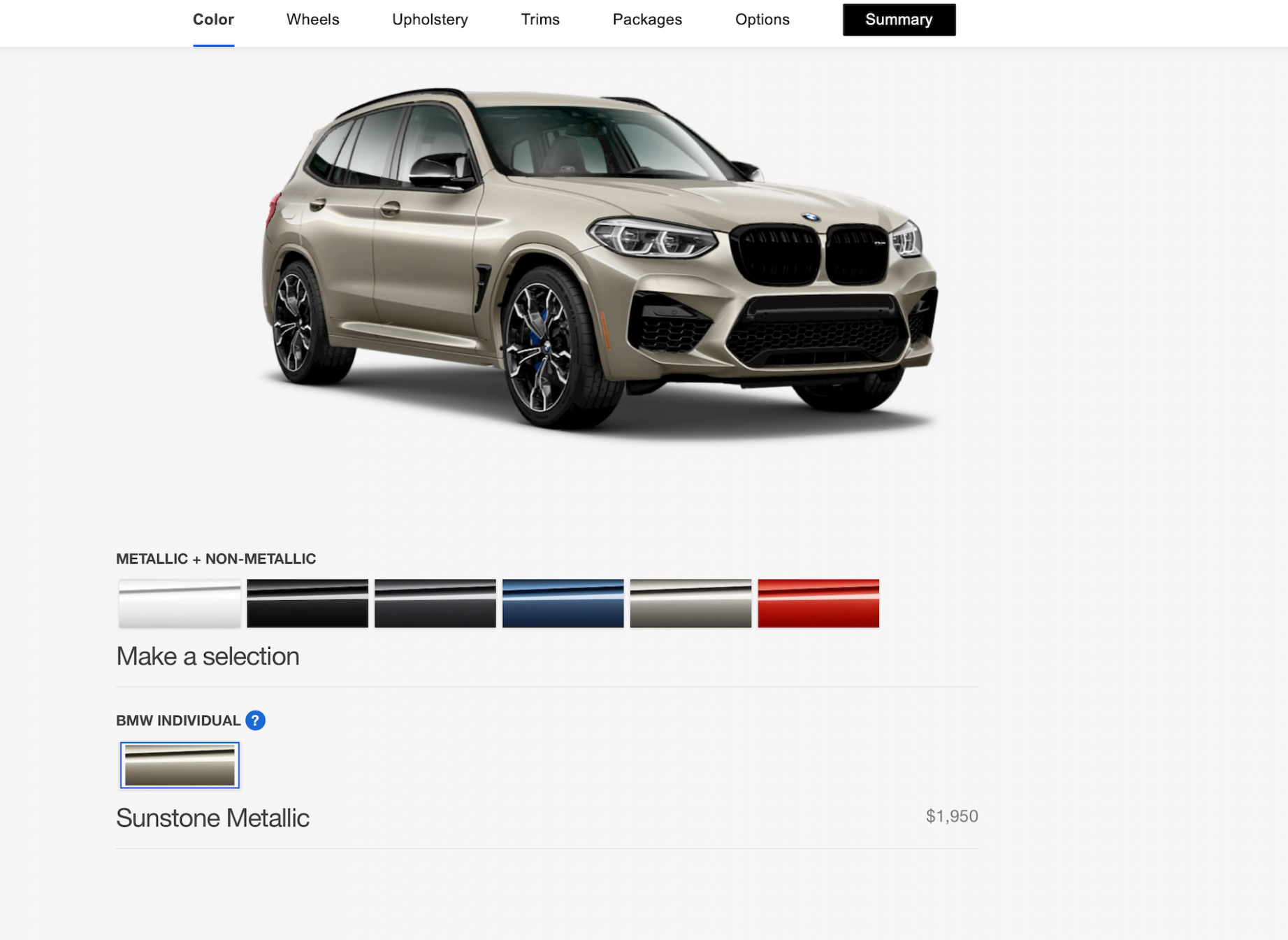 7 BMW X7M and BMW X7M configurators live on BMWUSA.com