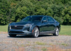 7 Cadillac CT7 first drive review: Going out with a Blackwing ...