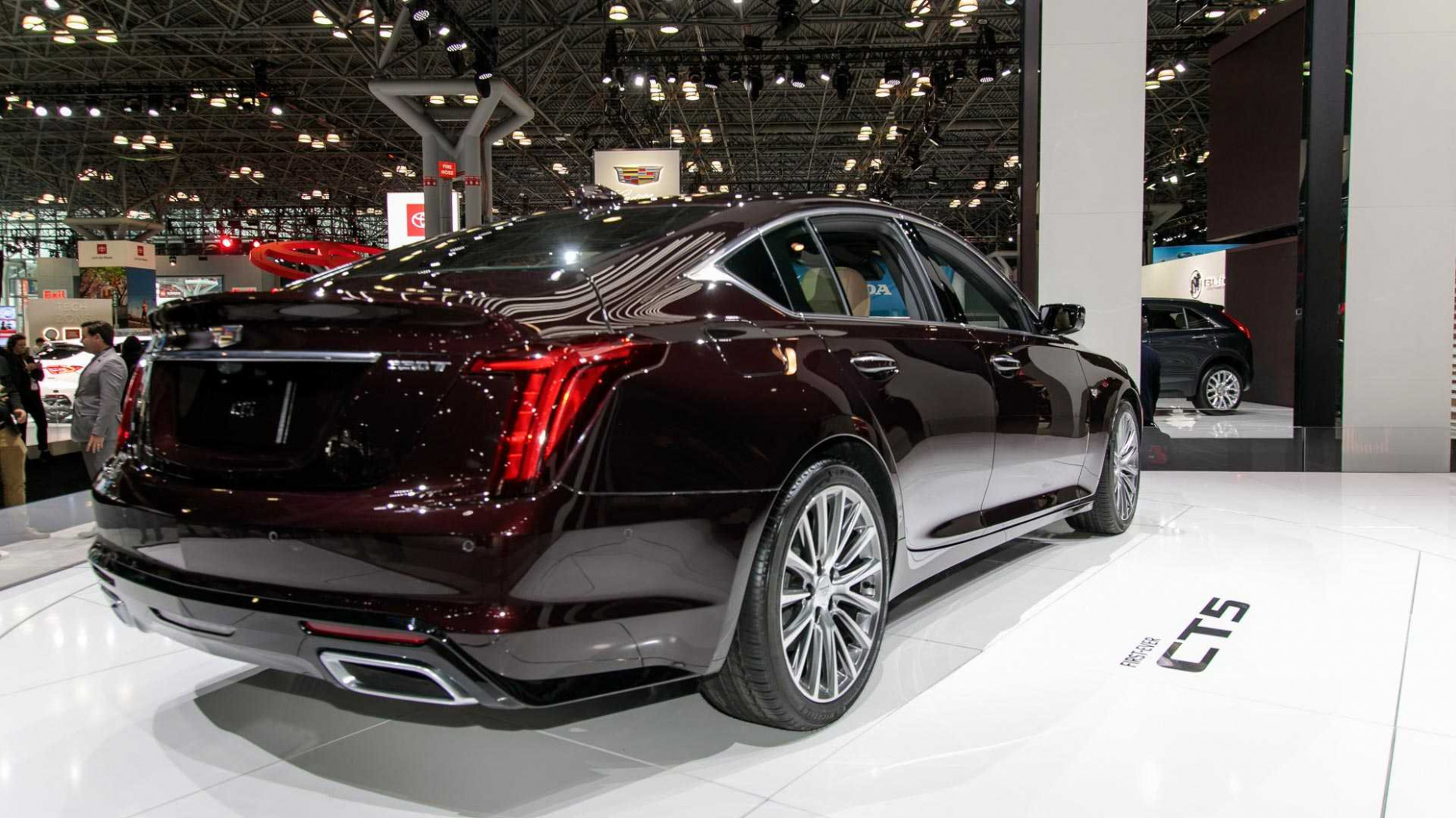 7 Cadillac CT7 Sedan Pricing Starts At $7,7