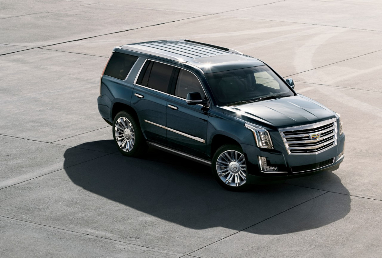 7 CADILLAC ESCALADE/ESCALADE ESV - 2020 cadillac escalade new features