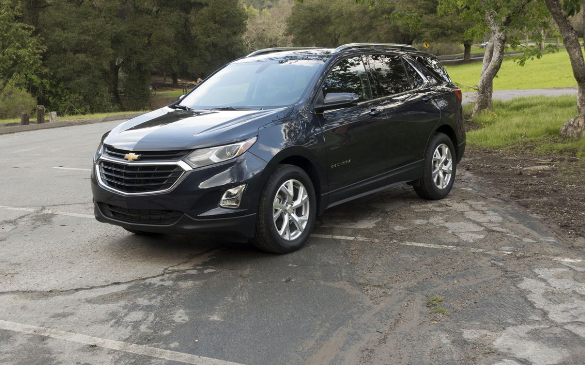 7 Chevrolet Equinox reviews, news, pictures, and video - Roadshow