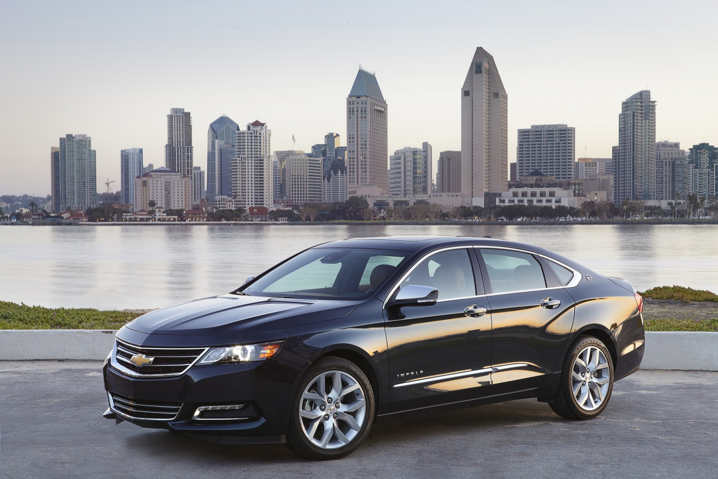 7 Chevrolet Impala Gets $7,7 Price Hike For Base Model | GM ..