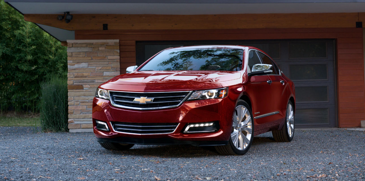 7 Chevrolet Impala Review, Ratings, MPG and Prices | CarIndigo