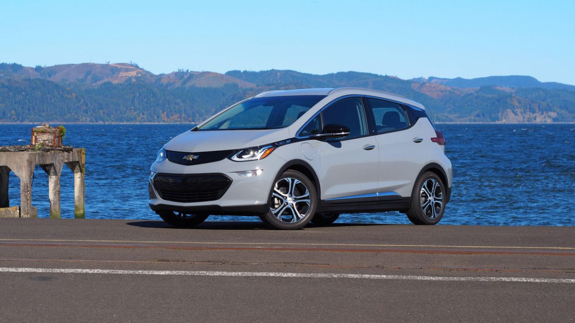 7 Chevy Bolt EV first drive review: More of what you need ...