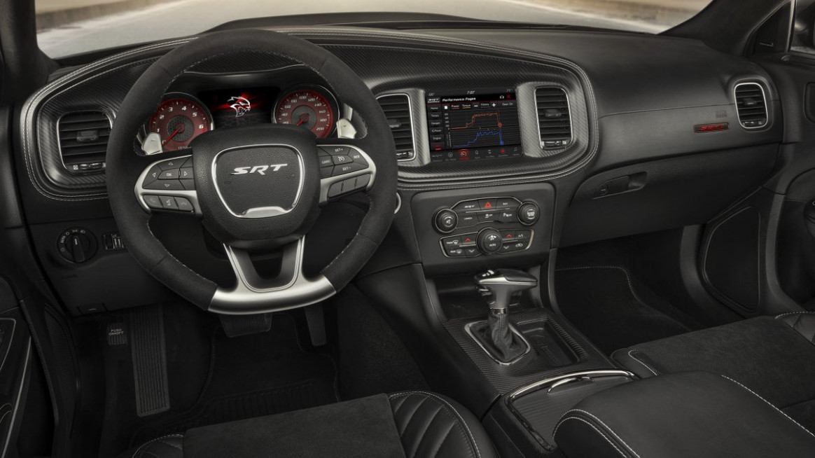 7 Dodge Charger: 7 Interior Changes for America's Favorite ...
