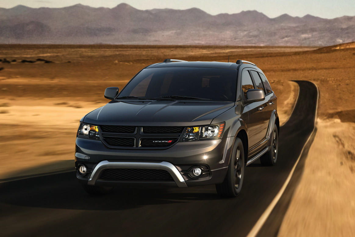 7 Dodge Journey - Crossover SUV | Dodge Canada