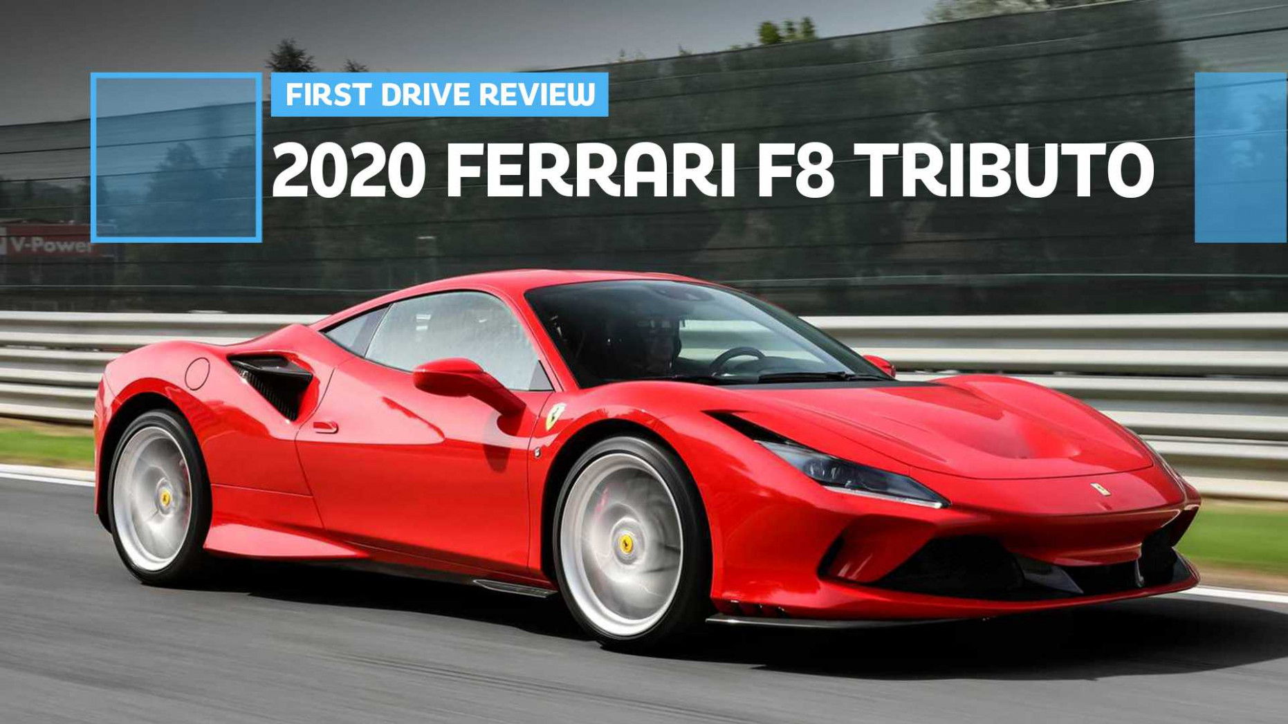 7 Ferrari F7 Tributo First Drive: Ferrari As It Used To Be - images of 2020 ferrari