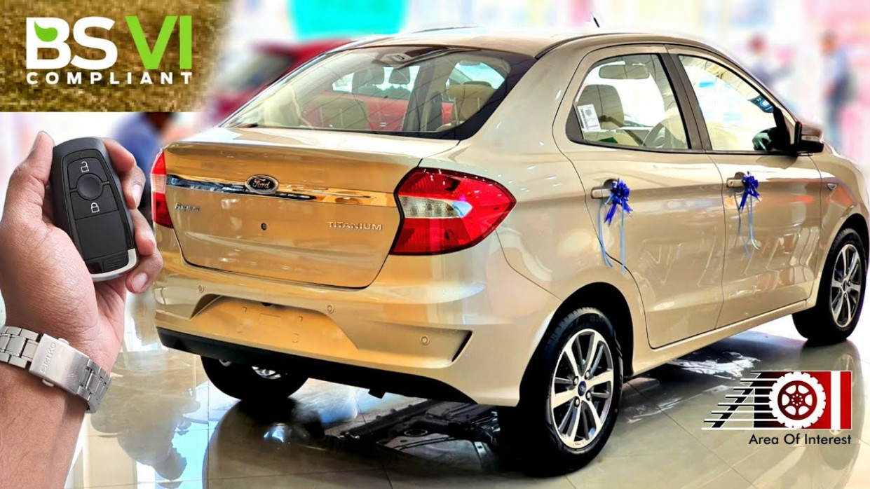 7 Ford Aspire BS7 | On Road Price List | New Alloys | Mileage | Interior  | Features | Specs - 2020 ford aspire