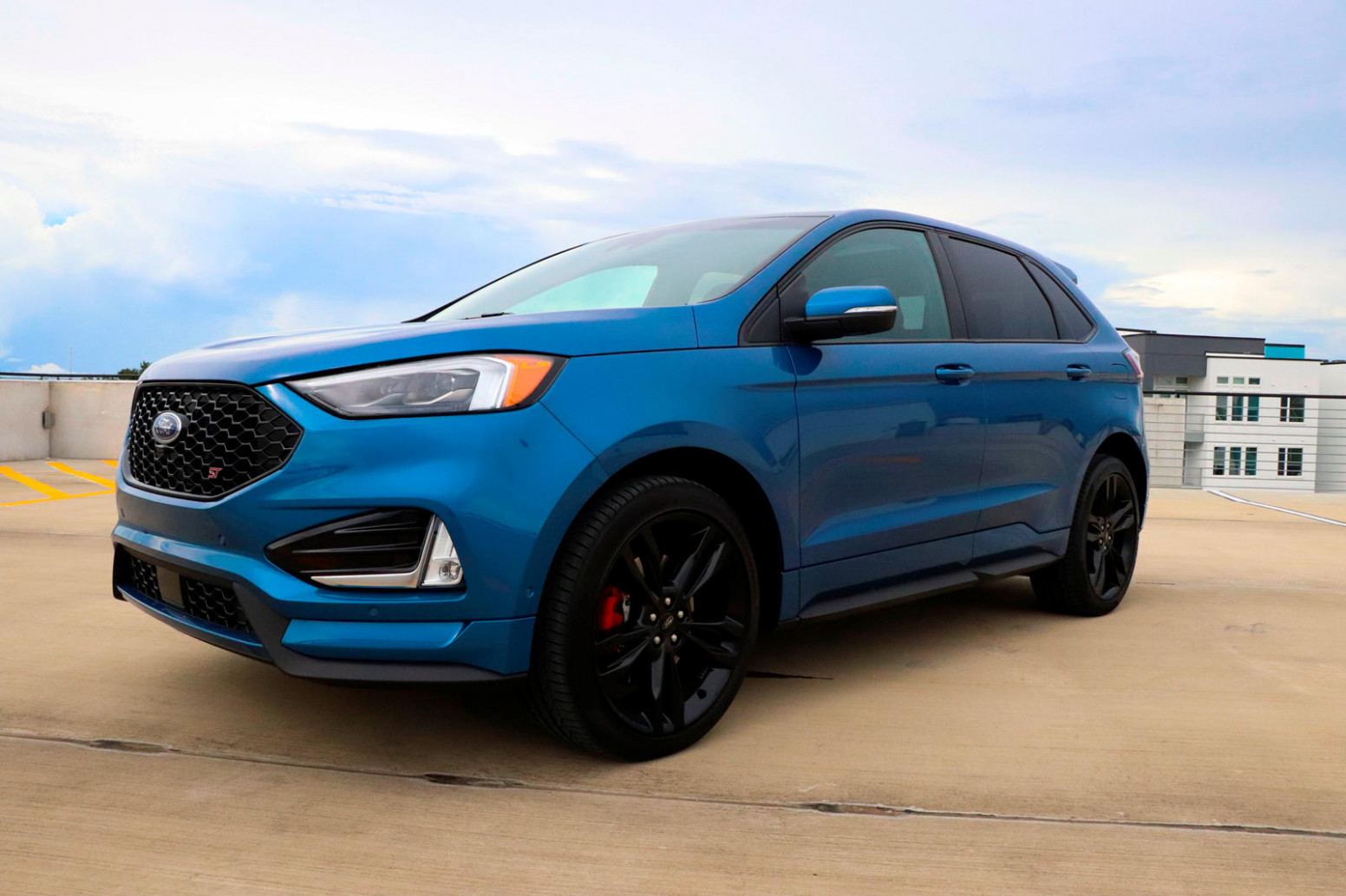 7 Ford Edge ST: Review, Trims, Specs, Price, New Interior ...