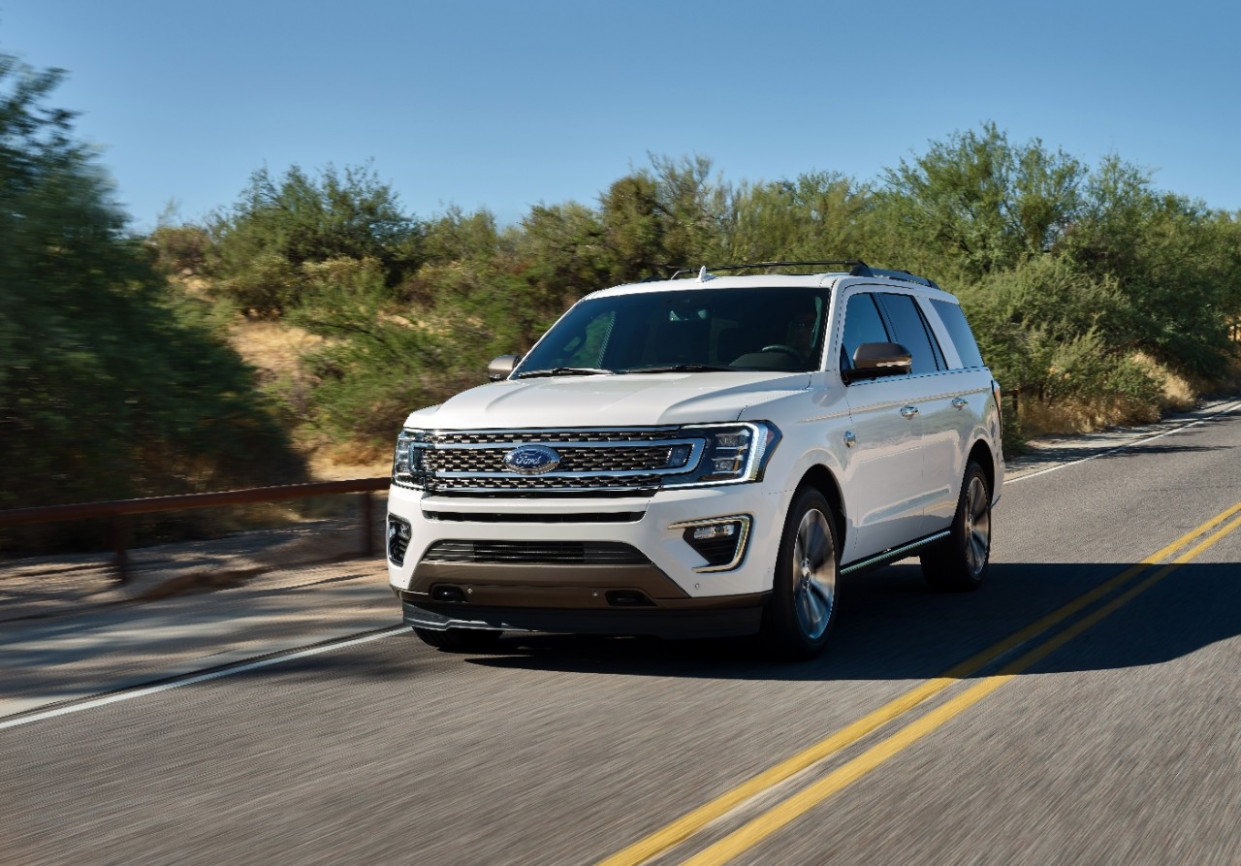 7 Ford Expedition Review, Ratings, Specs, Prices, and Photos ...