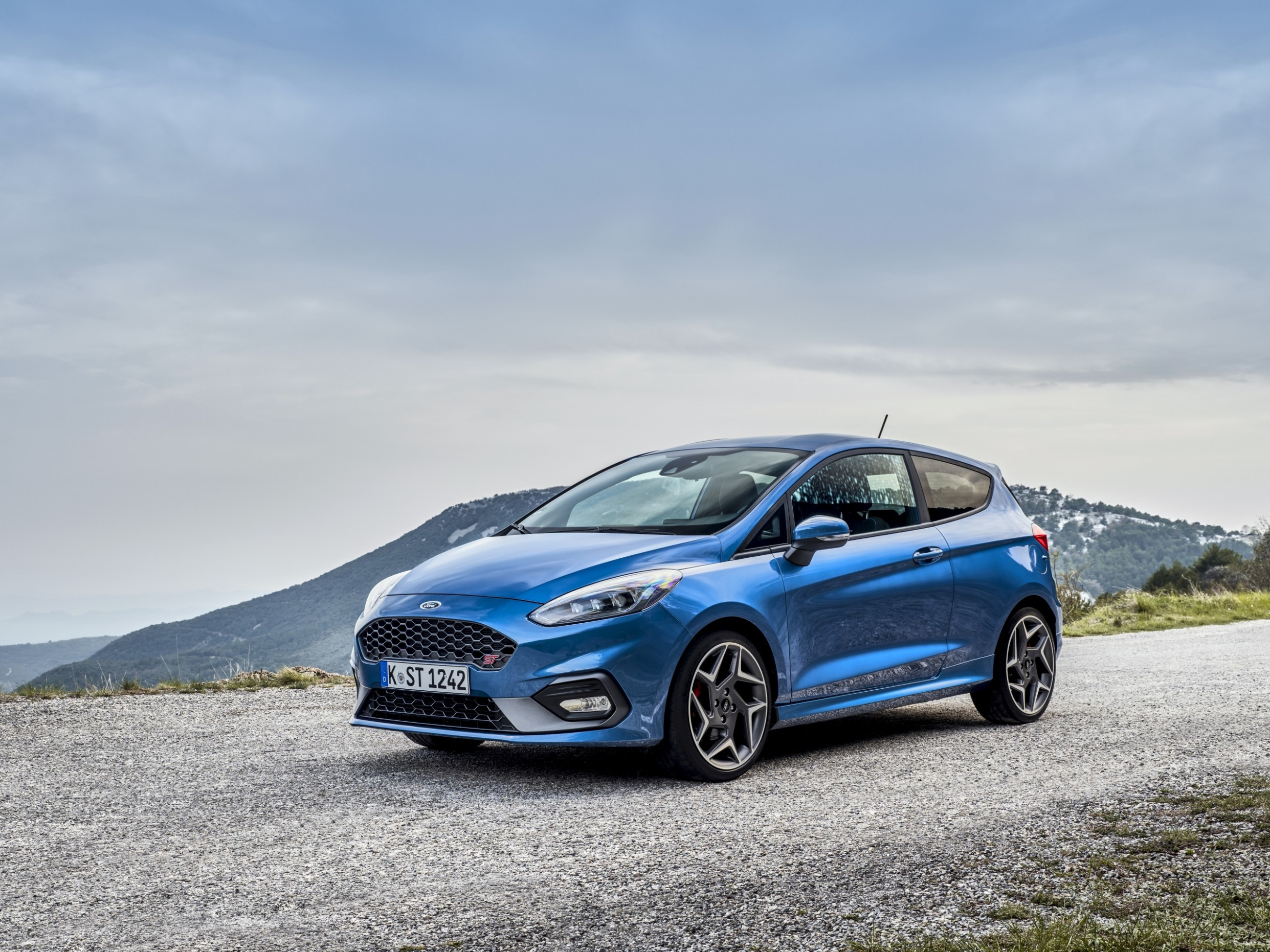7 Ford Fiesta RS Dismissed by European Design Director ..