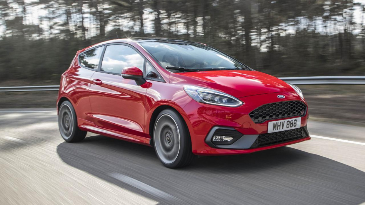 7 Ford Fiesta ST Review | Top Gear