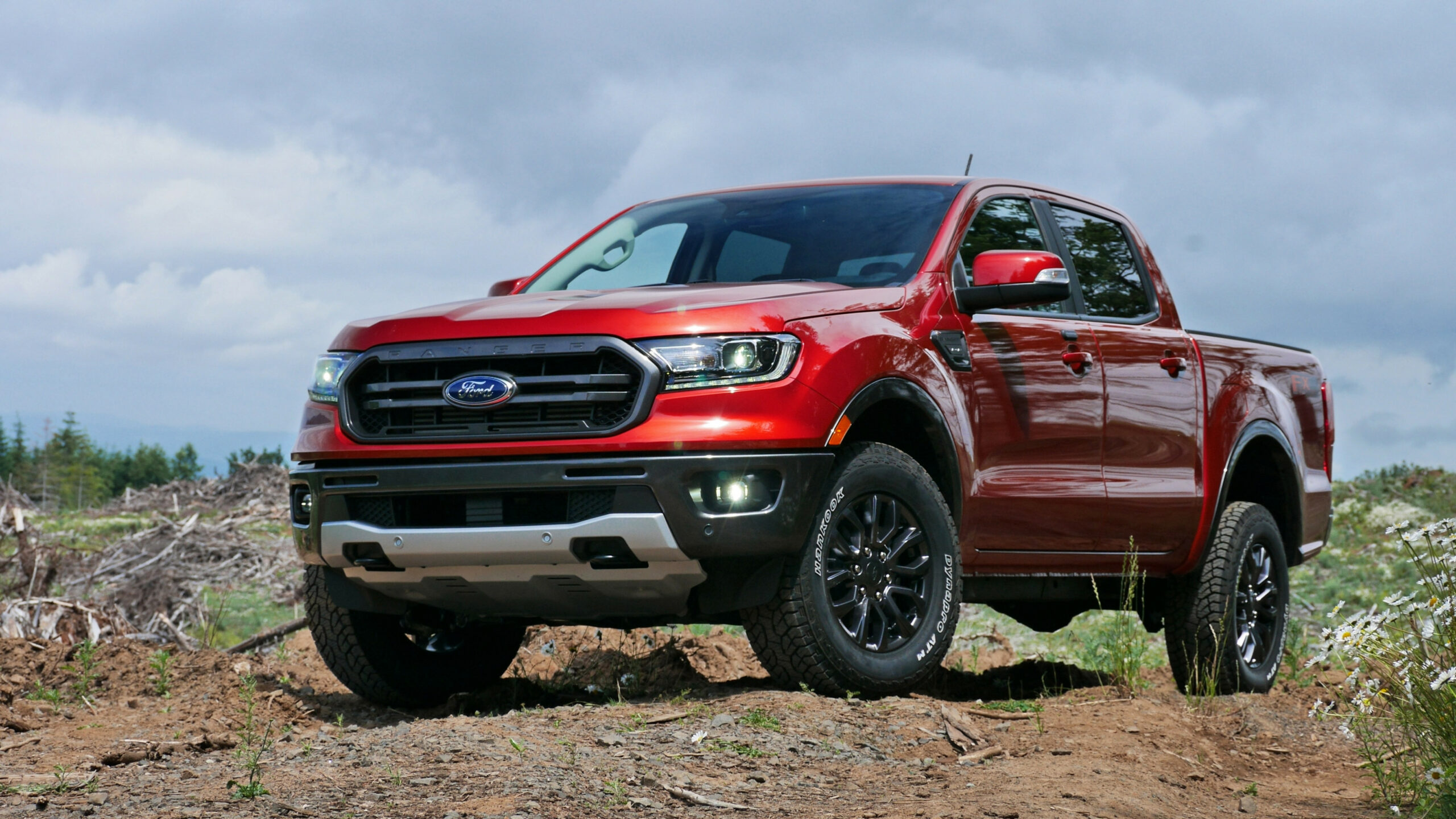7 Ford Ranger Lariat SuperCrew Review | Interior space, ride ..