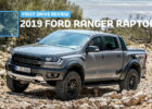 7 Ford Ranger Raptor First Drive: Off-Road Ready