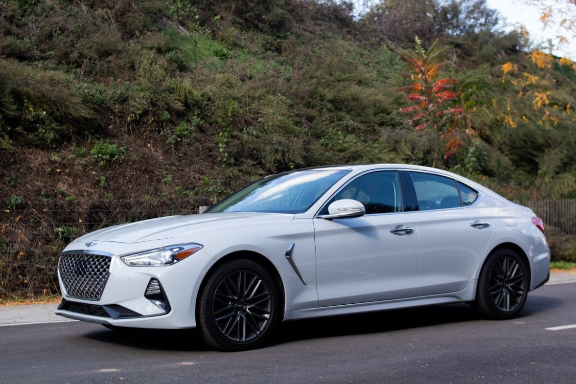 7 Genesis G7 Review: The best sports sedan you can buy