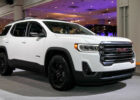 7 GMC Acadia AT7 Reportedly Starts At $72,795