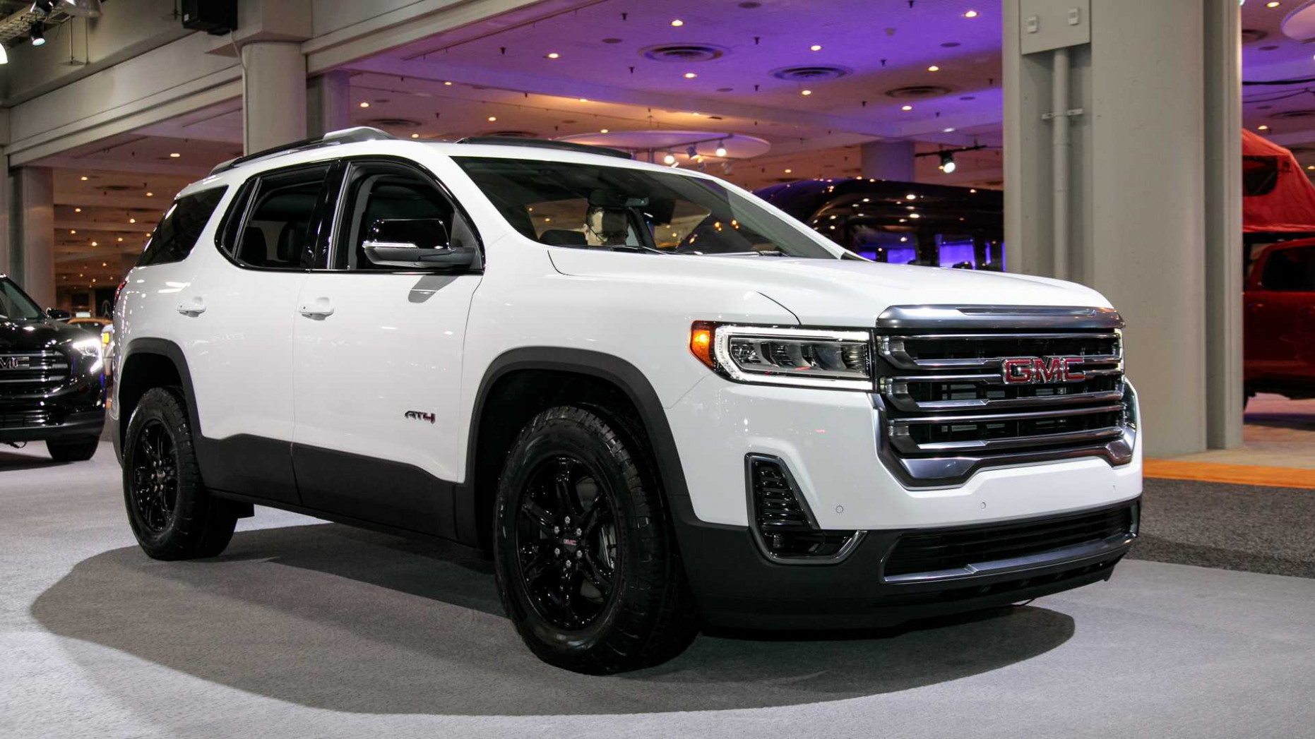 7 GMC Acadia AT7 Reportedly Starts At $72,795 - 2020 gmc models