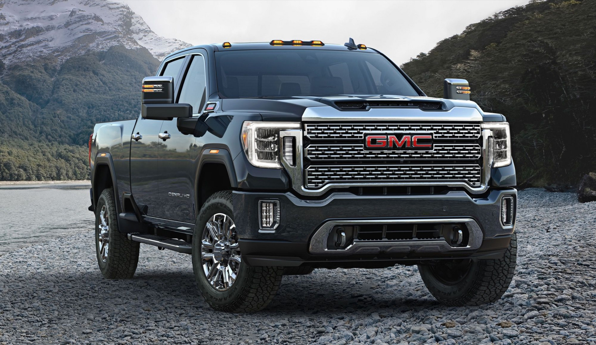 7 GMC max trailering package First Drive 7*7 - 7 GMC max ...