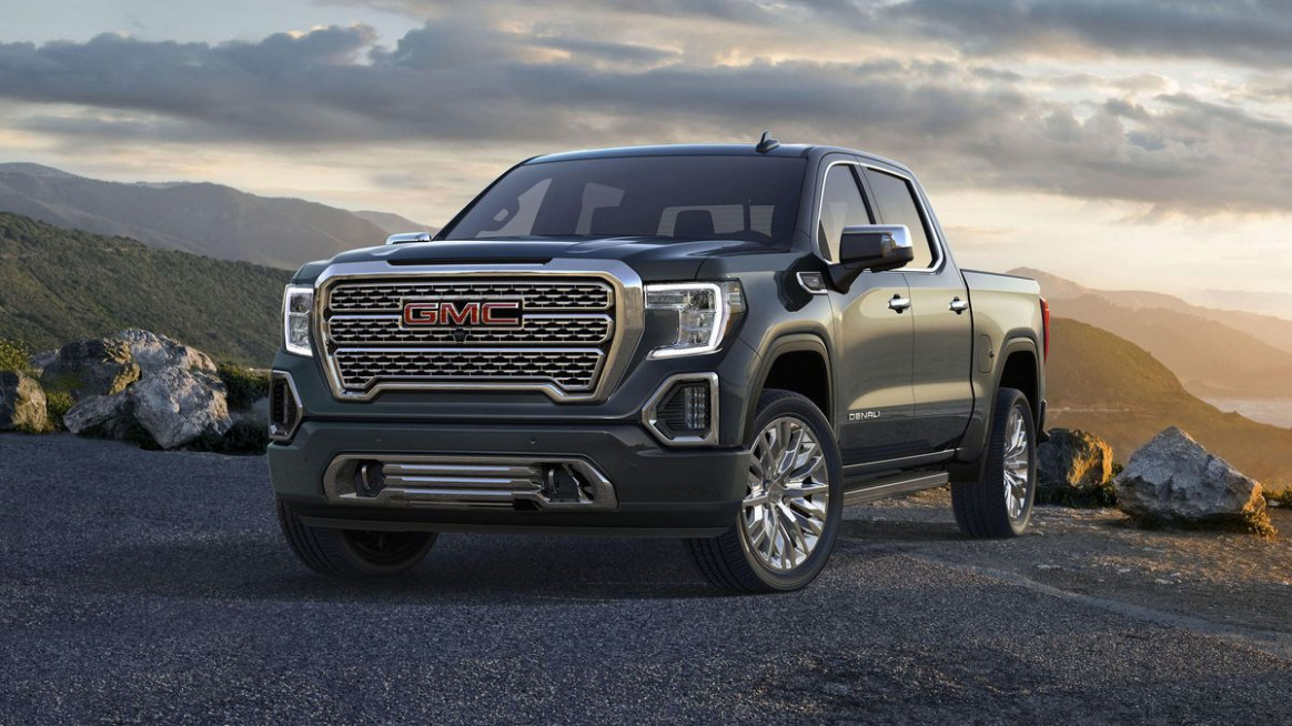 7 GMC Sierra 7 first drive review: Diesel power and upgraded ..