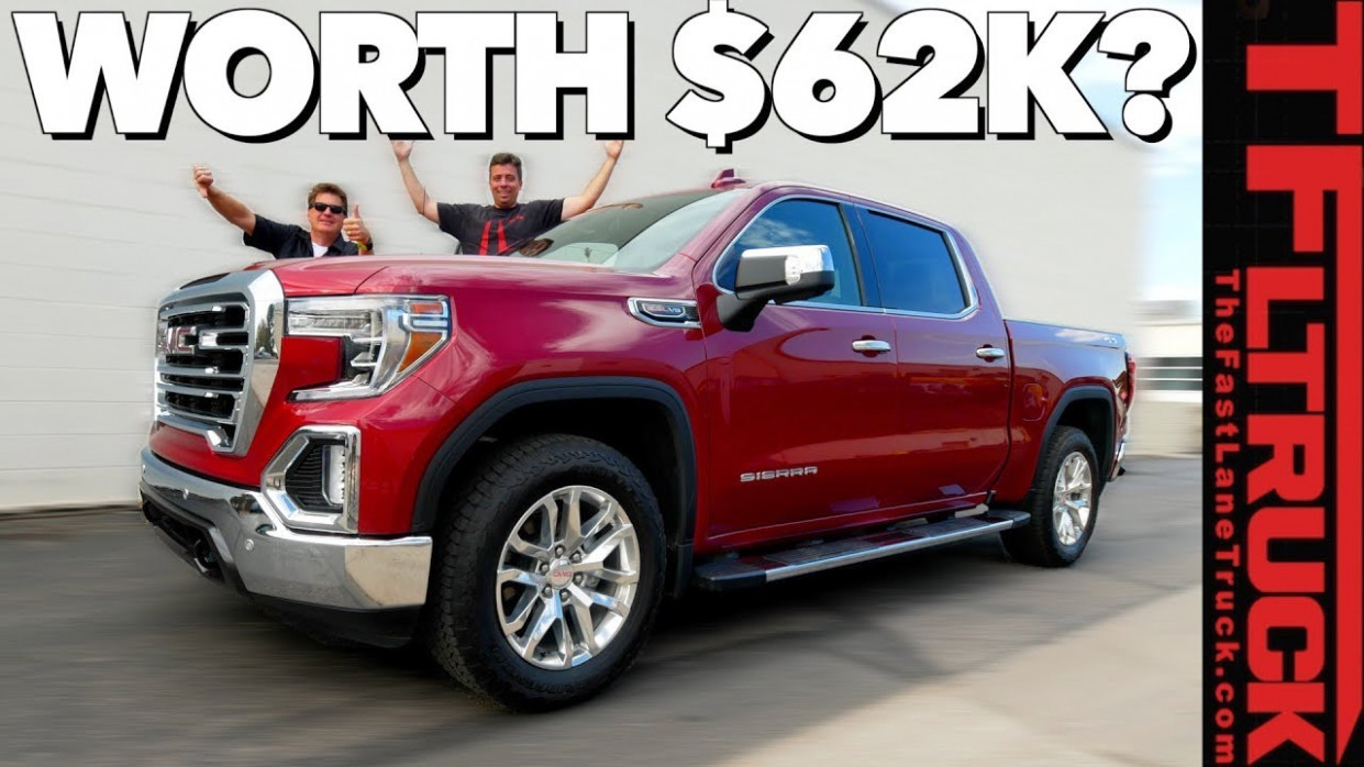 7 GMC Sierra 7 Max Tow: Unfiltered Real World Buddy Review - 2020 gmc max trailering package