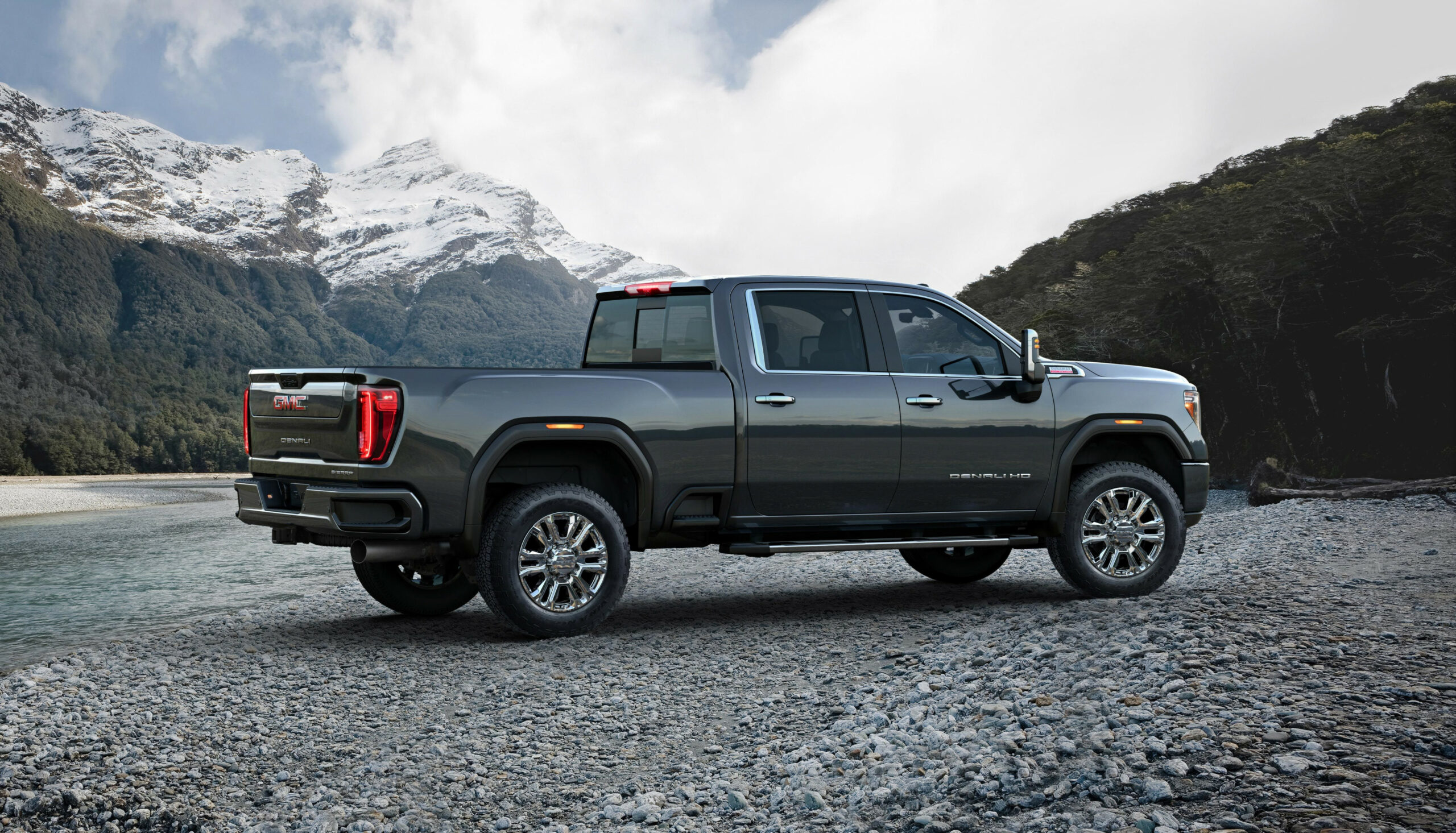 7 GMC Sierra HD Pickup – New Heavy Duty Truck with a Denali Model - gmc new truck 2020